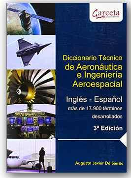 El diccionario Técnico de Aeronáutica e Ingeniería Aeroespacial
