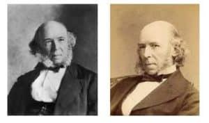 sociólogo Herbert Spencer
