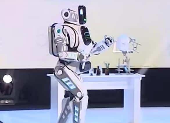 donde estudiar robótica en Argentina