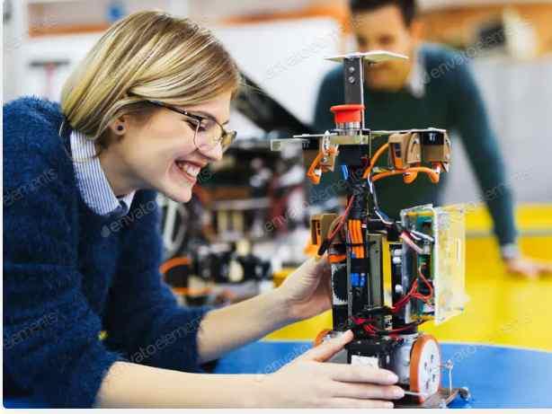 donde estudiar robótica en México