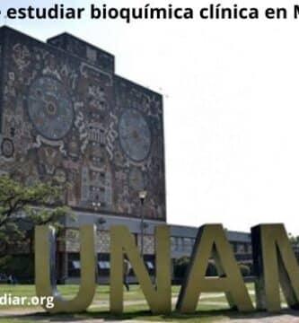 Donde estudiar bioquímica clínica en México