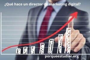Qué hace un director de marketing digital
