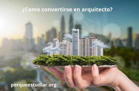 Como convertirse en arquitecto en estados unidos