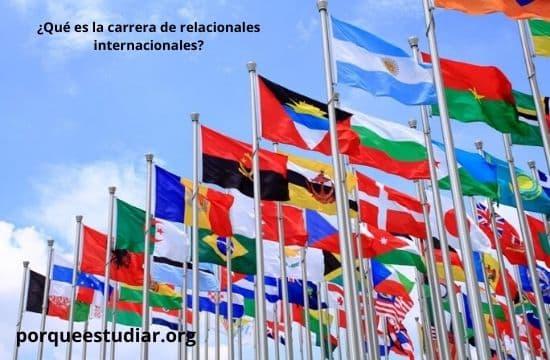 carrera de relacionales internacionales