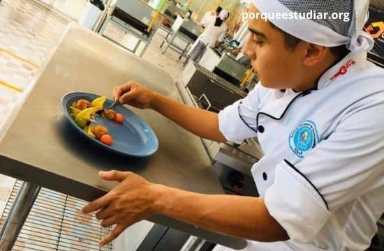 Donde estudiar gastronomía en México