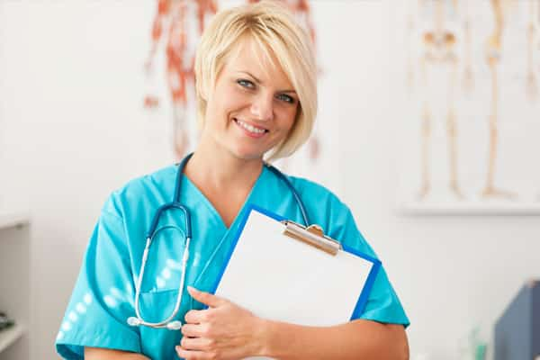 Vocación para ser Enfermera