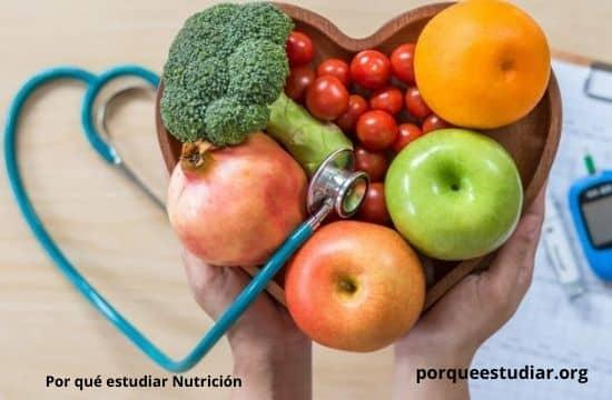 Estudiar nutrición